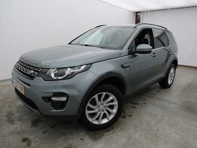 Land Rover Discovery Sport 2.0 TD4 SE 4WD Auto 5d