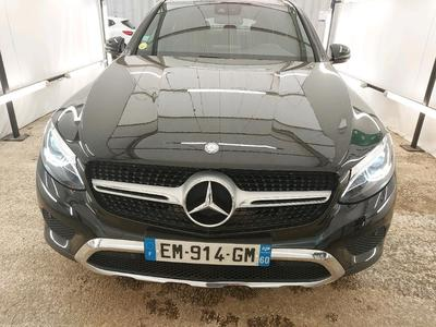 Mercedes-Benz Glc coupe 220 D Executive 4Matic BVA