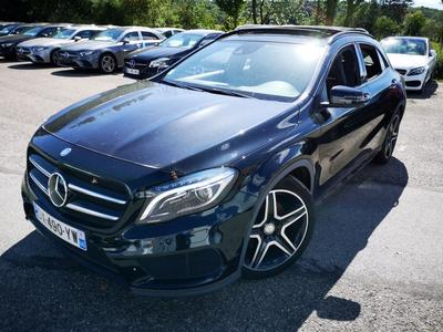 MERCEDES-BENZ CLASSE GLA 5p UF GLA 220 d Fascination 4Matic BVA7 5P
