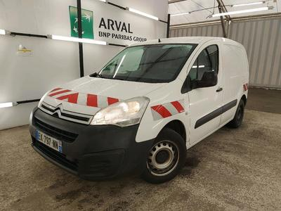 Citroen Berlingo VU 3P Fourgonnette BlueHDi 100 BVM Club M