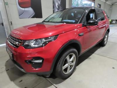 Land Rover Discovery Sport SE 2.0 110KW MT6 E6