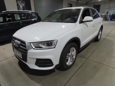 Audi Q3 basis 2.0 TDI 110KW MT6 E6