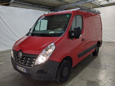 Renault Master VU 4P Fourgon GC F3500 L1H1 dCi 110 SandS