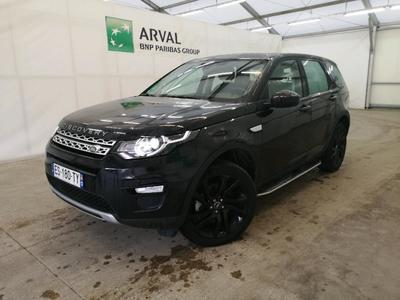 Land Rover Discovery Sport 2.0 TD4 150 4WD HSE 7 PL
