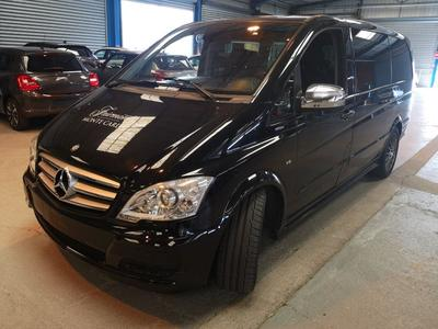 Mercedes-Benz VIANO LONG 3.0 CDI BlueEFFICIENCY Avantgarde 7PLACES BVA (Ex V221) CUIR TOIT OUVRANT CLIM AUTO ARRIERE
