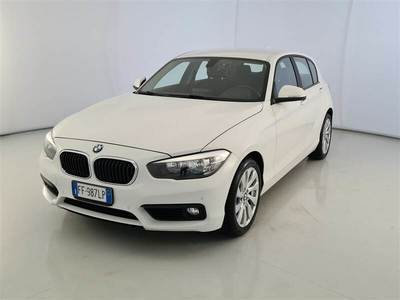 BMW serie 1 2015 5 PORTE BERLINA 8D BUSINESS