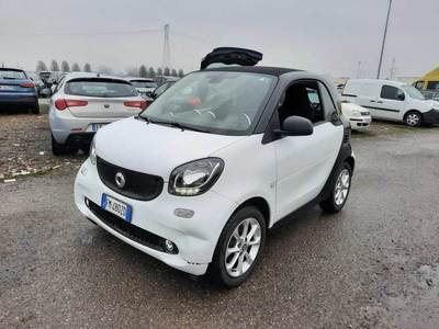 SMART FORTWO COUPÈ / 2014 / 3P / COUPE 70 1.0 52KW YOUNGSTER TWINAMIC