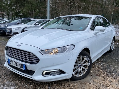 Ford Mondeo TDCi 120 ECOnetic Executive
