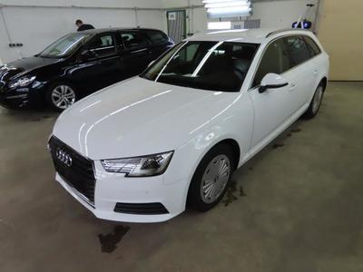 Audi A4 Avant basis ultra 2.0 TDI 110KW AT7 E6
