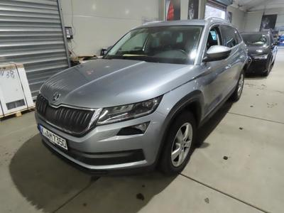Skoda Kodiaq (...)(2016->) 2.0 TDI 110KW AT7 E6
