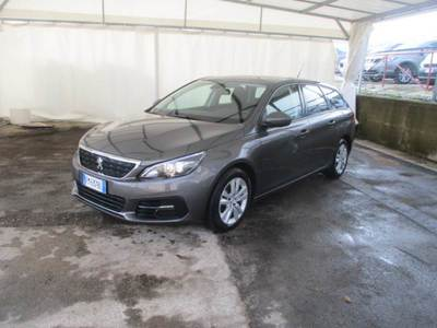 Peugeot 308 2013 5P STATION WAGON SW BUSINESS BLUEHDI 120CV