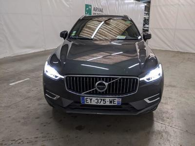 Volvo Xc60 inscription luxe D5 AWD AdBlue 235 Greartronic 8