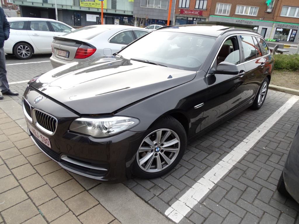 BMW 5 touring 5 TOURING 520dA 163PK Pack Business & Pano Roof