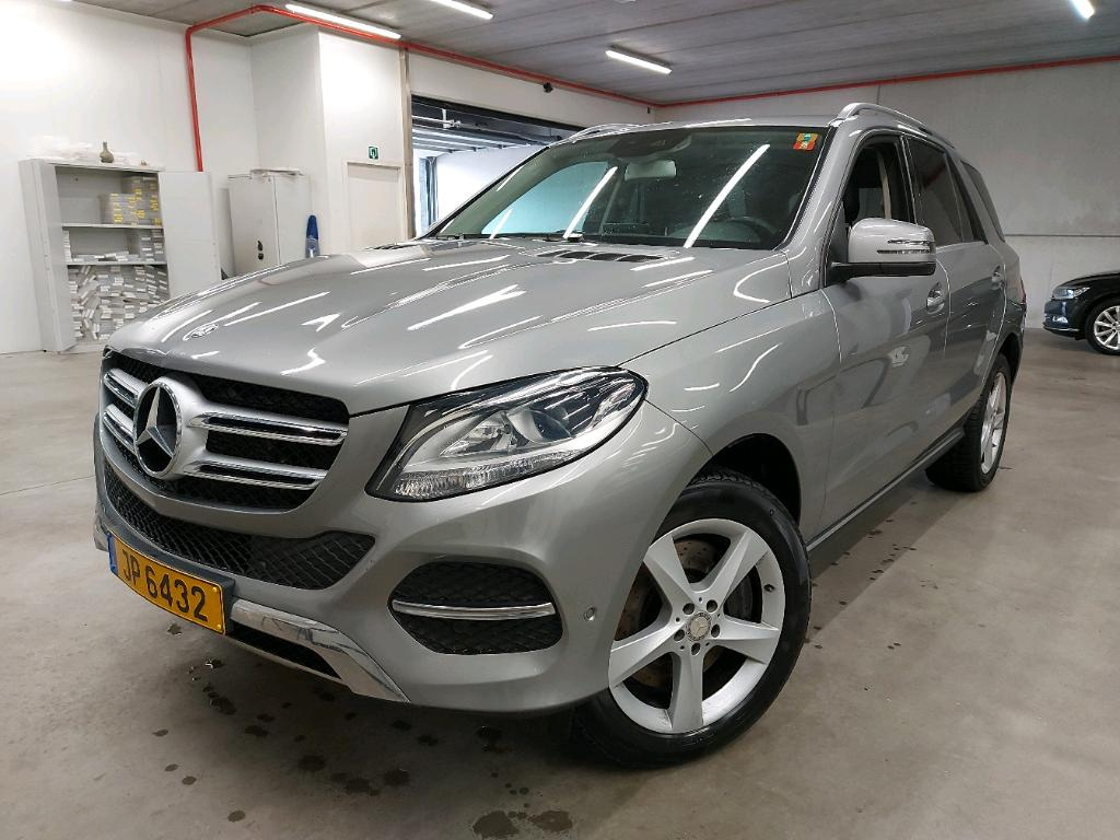 Mercedes-Benz Gle GLE 500 E 442PK DCT 4MATIC With Selection Package & Heated Seats HYBRID