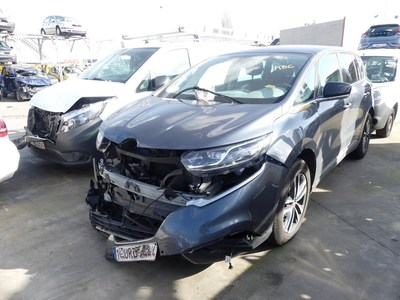 Renault ESPACE ESPACE DCI 160PK EDC TOTAL LOSS Pack Leather & Cruising