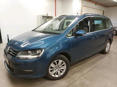 Volkswagen SHARAN SHARAN TDI 150PK COMFORTLINE Pack Business & APS & Electric Sliding Door & 7 Seat Config