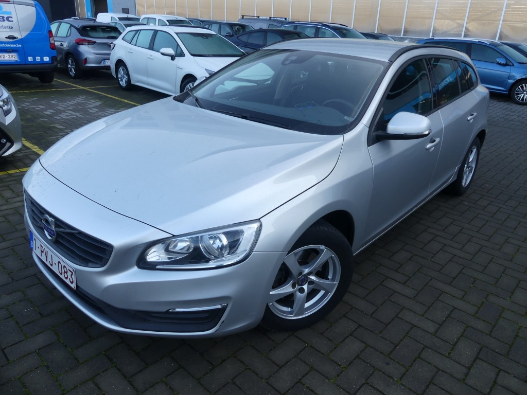 Volvo V60 V60 D2 120PK Kinetic Pack Professional
