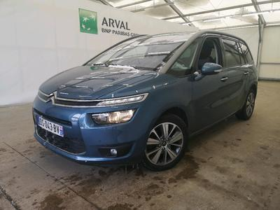Citroen C4 Grand Picasso Business + 1.6 HDI 115CV BVA6 E5 / 7 PL