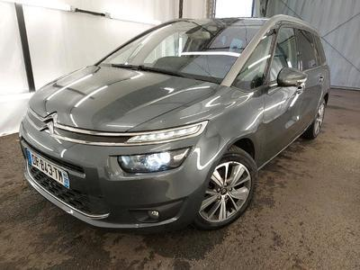 Citroen Grand C4 picasso exclusive 1.6 HDI 115