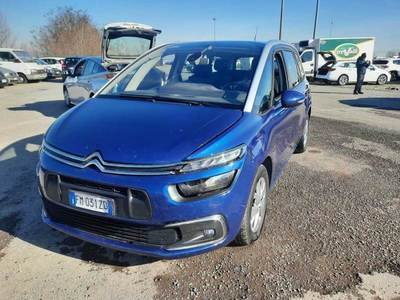 Citroen Grand C4 picasso 2016 / 5P / MONOVOLUME BLUEHDI 120 SeS EAT6 BUSINESS