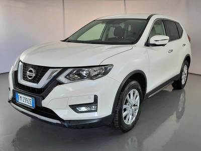NISSAN X-TRAIL / 2017 / 5P / CROSSOVER 1.6 DCI 130 4WD ACENTA