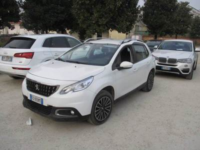 Peugeot 2008 2016 / / 5P / CROSSOVER / BLUE HDI 75 ACTIVE
