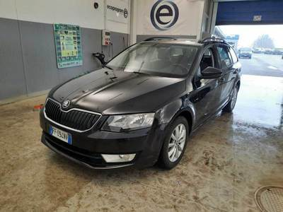 Skoda Octavia 2013 wagon 1.6 TDI CR AMBITION