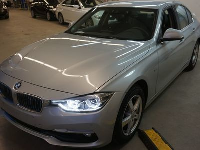 BMW Baureihe 3 Lim. 318d Luxury Line 2.0 110KW AT8 E6