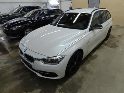 BMW Baureihe 3 Touring  318d Sport Line 2.0  110KW  AT8  E6