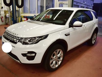 Land Rover Discovery Sport HSE 2.0 110KW AT9 E6