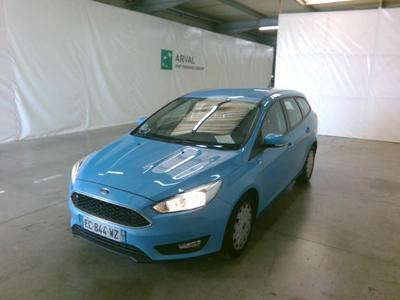Ford Focus SW business nav 1.5 TDCi 105 ch ECOnetic