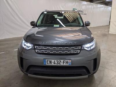 Land Rover Discovery sd4 240 hse Auto / TO / Cuir / 7 Places