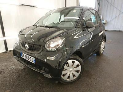Smart Fortwo 3P coupe 1.0 PURE