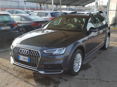 Audi A4 allroad quattro 2016 / 5P / STATION WAGON 20 TDI 140KW S TR BUSINEVO