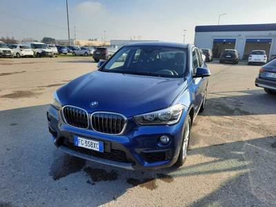 BMW X1 2015 sdrive 18D BUSINESS