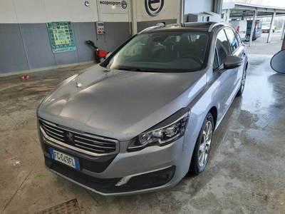 Peugeot 508 2014 5P STATION WAGON BLUEHDI 120 BUSINESS S/S