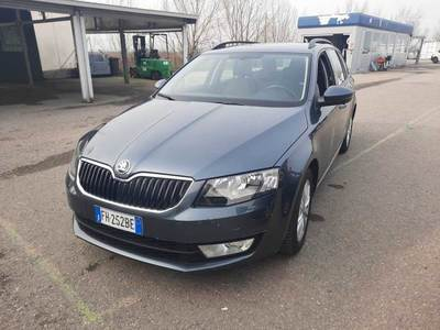 Skoda Octavia 2013 5P STATION WAGON 16 TDI CR DSG EXECUTIVE (AUTOCARRO)