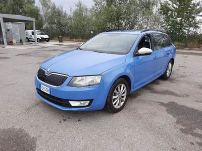 Skoda Octavia 2013 wagon 2.0 TDI CR AMBITION