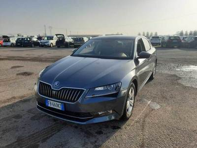 Skoda Superb 2015 5 PORTE BERLINA 20 TDI EXECUTIVE