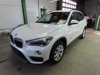 BMW Baureihe X1 xdrive 20 d Advantage 20 140KW AT8 E6