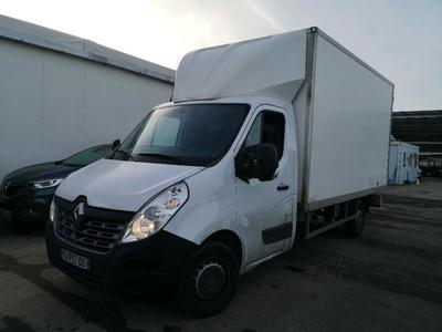 Renault Master Chassis cabine Tr F3500 L3 Grand Confort dCi 145 Energy / CAISSE 20M3