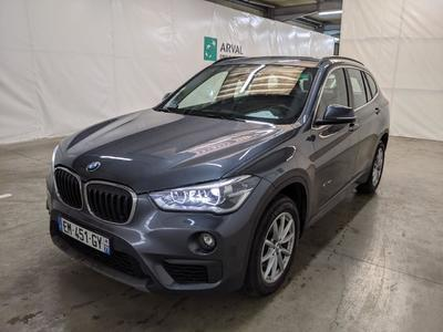 BMW X1 sdrive18d business BVA8