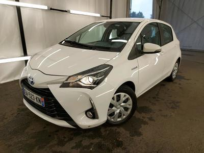 TOYOTA Yaris Hybride 5p Berline 1.5 VVT-I HYBRID France Business