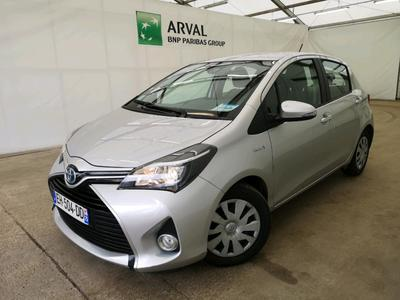 Toyota Yaris Hybrid 100h Business BVA