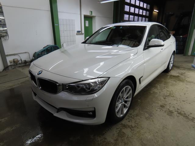 BMW Baureihe 3 Gran Turismo 318d GT Advantage 110KW MT6 E6