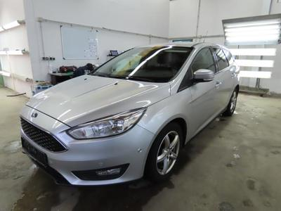 Ford Focus turnier trend 1.5 TDCI 77KW MT6 E6