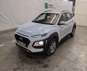 Hyundai Kona Business 1.6 CRDI 115 / TRANSFO VP/VS / Banquette dans le coffre