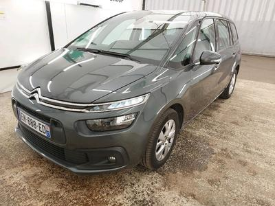 Citroen C4 Grand Picasso/Spacetourer  Business Class 1.6 HDI  120CV  BVM6  E6