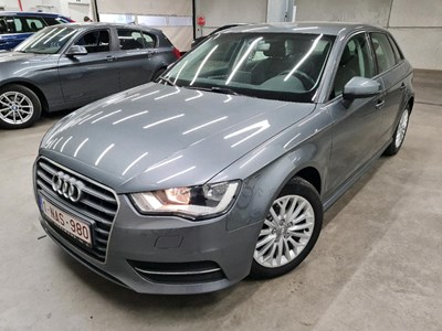 Audi A3 sportback A3 SB TDI 110PK ULTRA ATTRACTION Pack Intuition Plus With APS Rear