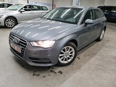 Audi A3 sportback A3 SB TFSI 150PK STRONIC ATTRACTION Pack Intuition Plus With Rear APS PETROL